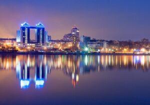 Украина город Запорожье