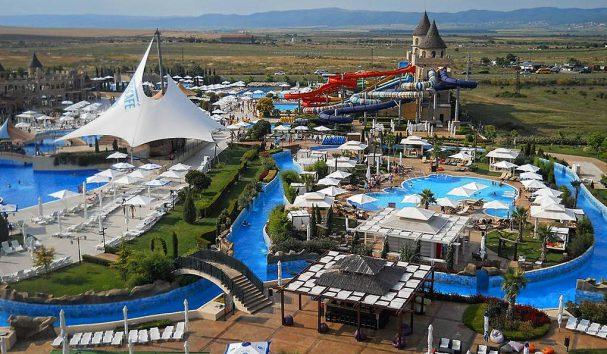 Равда Аквапарк Aqua Paradise