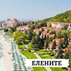 Елените курорт закрытого типа в Болгарии