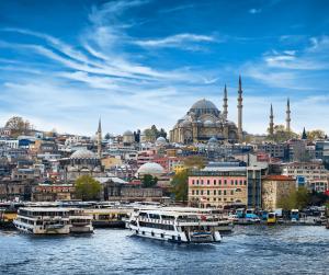 Стамбул из Запорожья